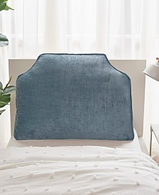 "Intelligent Design Luxe 34"" x 26"" x 2"" Chenille Headboard Pillow"