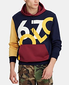 Polo Ralph Lauren Men's Logo Graphic Hoodie