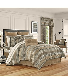 J Queen Sunrise Gold California King Comforter Set
