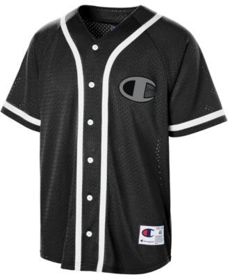 C-Life Mesh Baseball Jersey