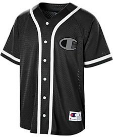 Men's C-Life Mesh Baseball Jersey