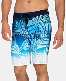 "Hurley Men's Phantom Sig Zane Moorea 20"" Board Shorts"