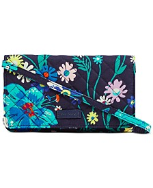 Vera Bradley Iconic RFID All Together Crossbody