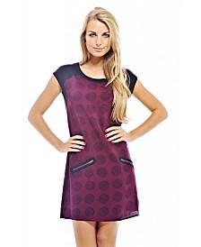 AX Paris Circle Print Dress