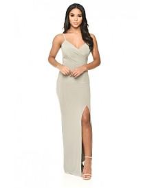 AX Paris Strappy Floor Length Dress