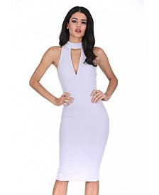 AX Paris Choker Cut Out Dress