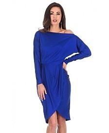 AX Paris Wrap Midi Dress