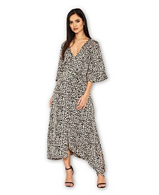 AX Paris Animal Printed Midi Dress