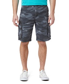 "Unionbay Men's Chester 11"" Camo Cargo Short"