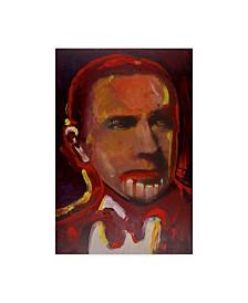 "Howie Green 'Bela Legosi' Canvas Art - 22"" x 32"""