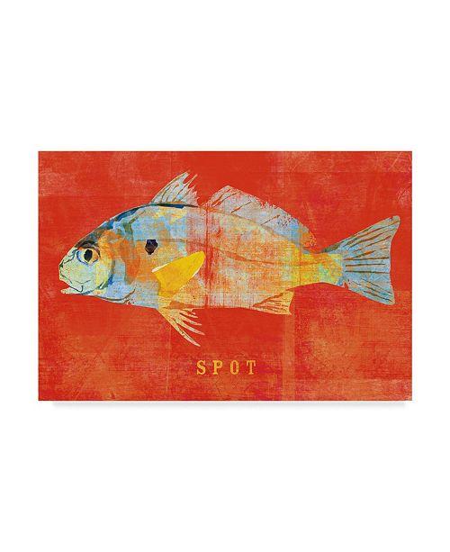 """Trademark Global John W. Golden 'Spot' Canvas Art - 30"""" x 47"""""""