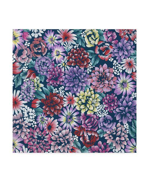 "Trademark Global Joyce Bantock 'Cluster' Canvas Art - 35"" x 35"""