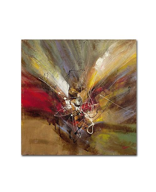 "Trademark Global Ricardo Tapia 'Sunrise' Canvas Art - 24"" x 24"""
