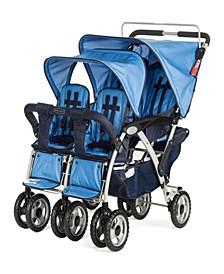 4 Passenger Child Craft Quad Stroller