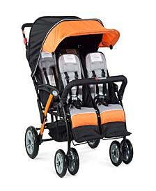 4-Passenger Quad Sport  Stroller