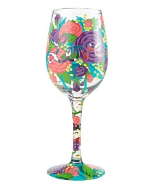 Enesco Lolita Love Wine Glass