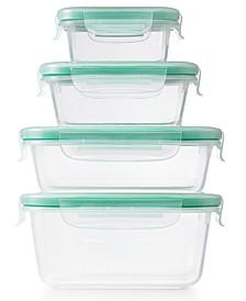 Smart Seal 20-Pc. Plastic Food Storage Container Set