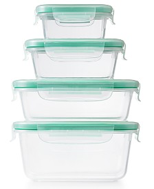 OXO Smart Seal 20-Pc. Plastic Food Storage Container Set