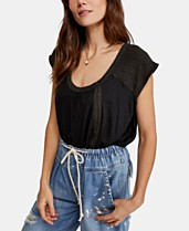 98f46ad5541707 Free People Keep It Casual T-Shirt