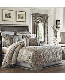 J. Queen New York Provence   Queen Comforter Set