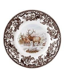 Spode Woodland Elk Dinner Plate