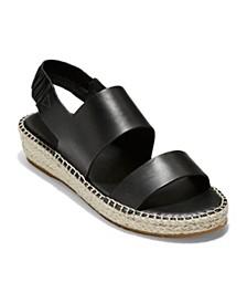 Cloudfeel Espadrille Sandals