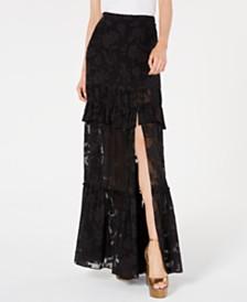 Rachel Zoe Lilith Lace Maxi Skirt