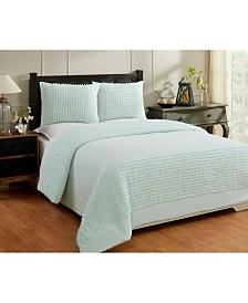 Olivia Full/Queen Comforter Set