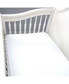 Viscose from Bamboo Crib Sheet for Baby and Toddler Bed Mattress