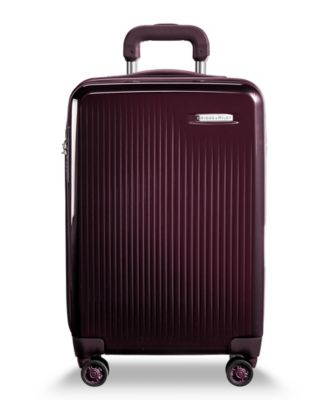 """Sympatico Domestic 20"""" Hardside Carry-On Spinner"""