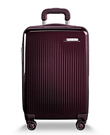 "Sympatico Domestic 20"" Hardside Carry-On Spinner"