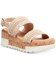 Steve Madden Brenda Flatform Sport Sandals