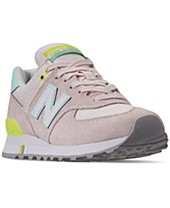 New Balance's New 574 Sport Suede Is Lush in Lilac