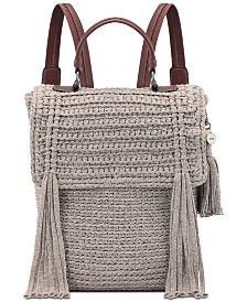 The Sak Helena Crochet Backpack