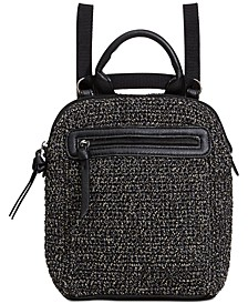 Loyola Crochet Convertible Small Backpack