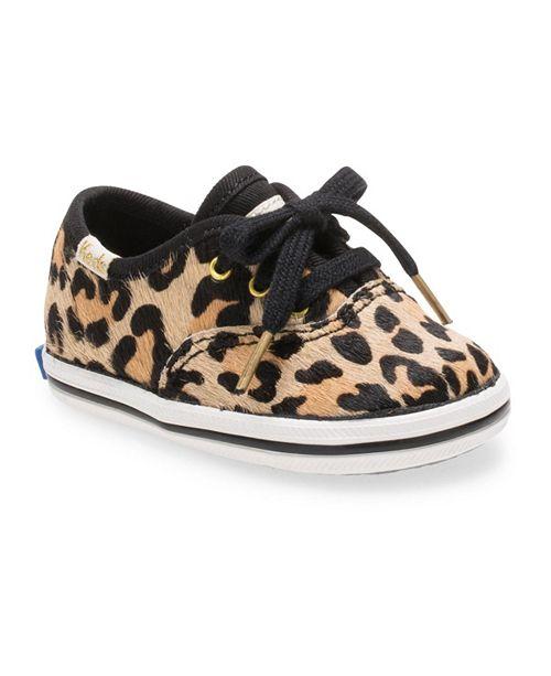 Keds Baby Girl's Keds x Kate Spade Champion Seasonal Crib Sneaker