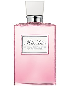 Miss Dior Foaming Shower Gel, 6.8 oz