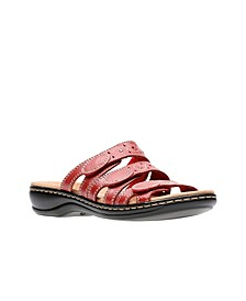 Collection Women's Leisa Cacti Q Flat Sandals