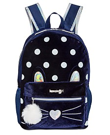 Kensie Girl Little & Big Girls Kitty Backpack