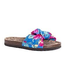 Muk Luks Women's Faun Sandals