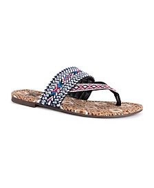 Muk Luks Women's Destiny Sandals