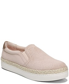 Dr. Scholl's Women's Madi Jute Espadrille Slip-On Sneakers