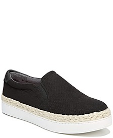 Women's Madi Jute Espadrille Slip-On Sneakers