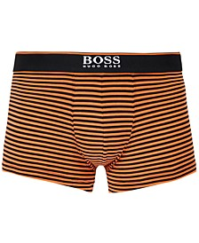 HUGO Men's Striped Trunks