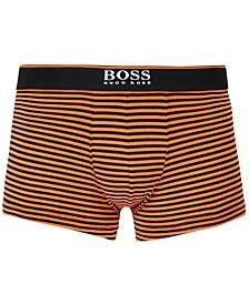 HUGO Men's Striped Trunks