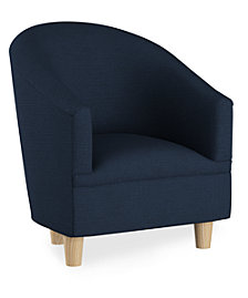 Gambell Kid's Tub Chair, Quick Ship