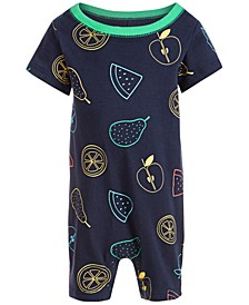 Baby Boys Fruit Sunsuit, Created for Macy's
