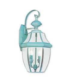Livex Monterey 2-Light Outdoor Wall Lantern