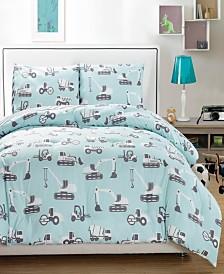 Tommy 3 Piece Full/Queen Comforter Set