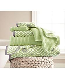Oxford Yarn Dyed 6-Pc. Towel Set